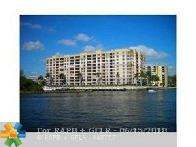 Pompano Beach FL Condo/Townhouse For Sale: $535,000