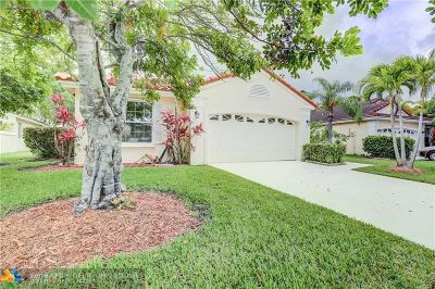 Pembroke Pines Single Family Home Backup Contract-Call LA: 17444 NW 10th St