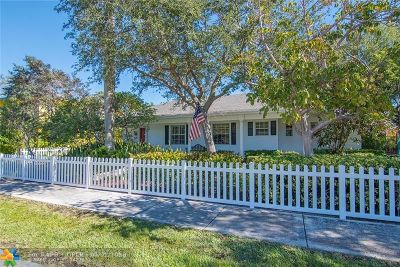 Delray Beach Single Family Home For Sale: 407 SE 4th Ave