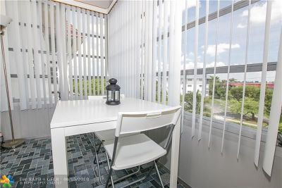 Lauderhill Condo/Townhouse For Sale: 4851 NW 21st St #402