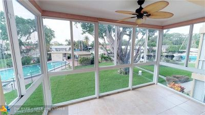 Fort Lauderdale Condo/Townhouse For Sale: 1200 SW 12th St #D206