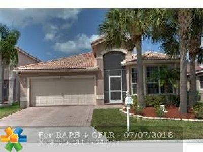 Coral Springs Single Family Home Backup Contract-Call LA