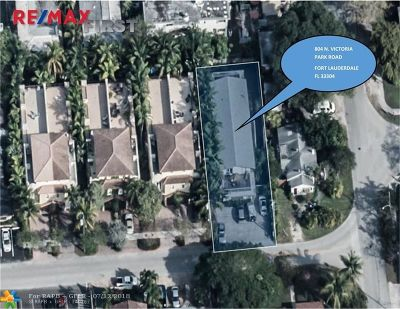 Fort Lauderdale Multi Family Home Backup Contract-Call LA: 804 N Victoria Park Rd.#1-4