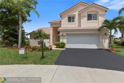 Weston Single Family Home For Sale: 699 Spinnaker