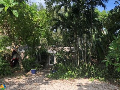 Fort Lauderdale Single Family Home For Sale: 210 SW 19th Ave