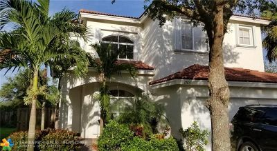 Pembroke Pines Single Family Home For Sale: 1765 NW 77th Ave