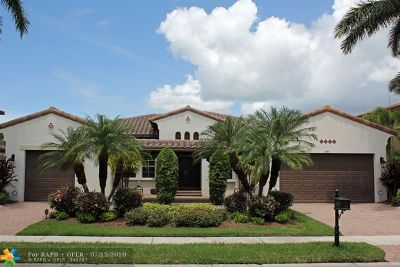 Parkland Single Family Home For Sale: 7839 NW 112th Way