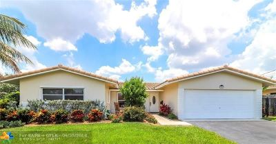 Pompano Beach Single Family Home For Sale: 941 SE 10th Ct
