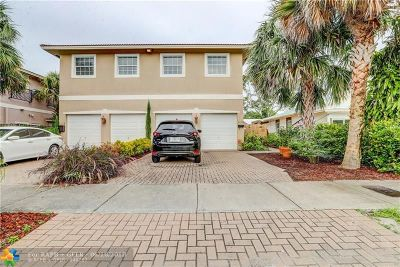 Fort Lauderdale FL Single Family Home For Sale: $420,000