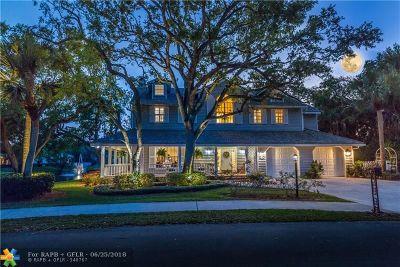 Delray Beach Single Family Home For Sale: 2710 Devon Ct