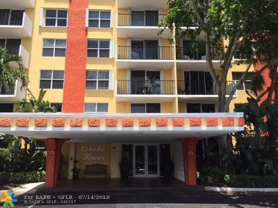 Condo/Townhouse For Sale: 1800 N Andrews Ave #2I