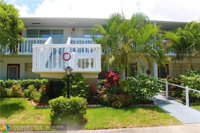 Deerfield Beach Condo/Townhouse For Sale: 317 Tilford O #317