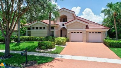 Boca Raton Single Family Home For Sale: 3063 NW 60th St