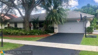 Davie Single Family Home For Sale: 3190 Maple Ln