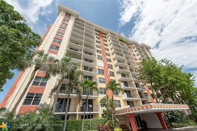 Fort Lauderdale Condo/Townhouse For Sale: 1800 N Andrews Ave #5B