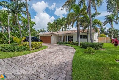 Pompano Beach FL Single Family Home For Sale: $925,777