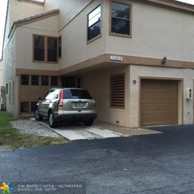 Coral Springs FL Rental For Rent: $1,995