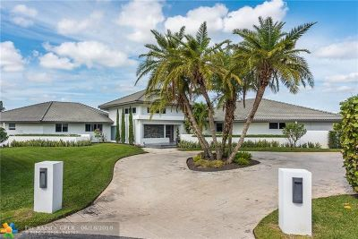 Delray Beach Single Family Home For Sale: 3521 Glenwood Court