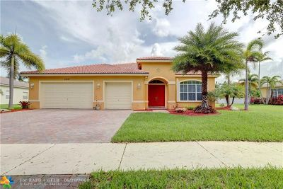 Cooper City Single Family Home For Sale: 11317 Temple St