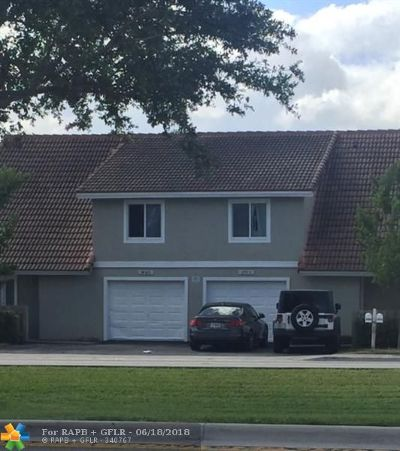 Coral Springs FL Rental For Rent: $1,750