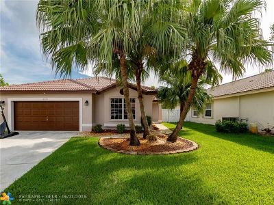 Pembroke Pines Single Family Home Backup Contract-Call LA: 18223 SW 5th St