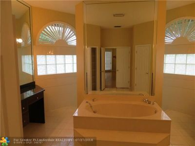 Coral Springs Single Family Home For Sale: 1790 NW 124th Way
