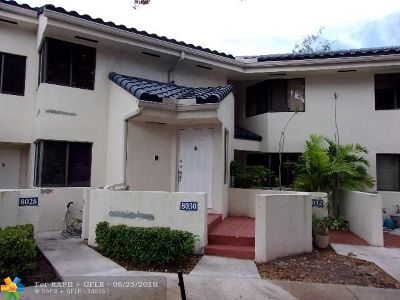 Plantation Condo/Townhouse Backup Contract-Call LA: 8030 NW 15th Mnr #BB2L