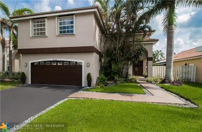 Broward County Single Family Home Backup Contract-Call LA: 12561 NW 10th St