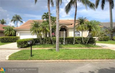 Plantation Single Family Home For Sale: 741 NW 108th Ave