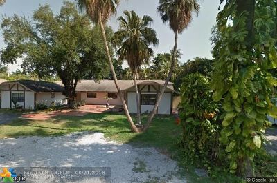 Davie Multi Family Home For Sale: 6551-6553 SW 49th Ct