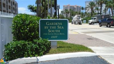 Pompano Beach FL Condo/Townhouse For Sale: $269,900