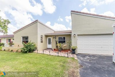 Coral Springs FL Single Family Home For Sale: $379,000
