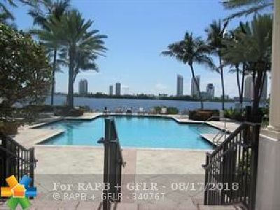 Aventura Rental For Rent: 3135 NE 184th St #2304