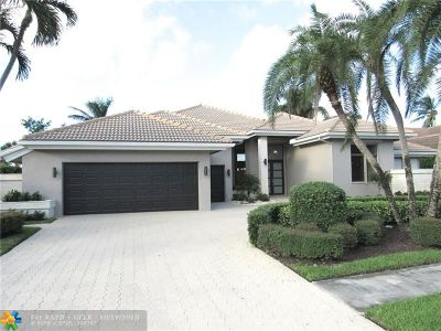 Boca Raton FL Single Family Home For Sale: $575,000