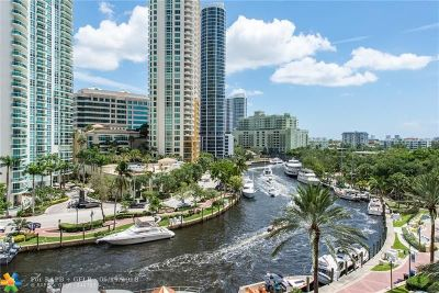Fort Lauderdale FL Condo/Townhouse For Sale: $349,000