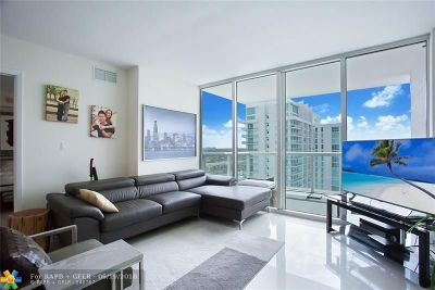 Miami Condo/Townhouse For Sale: 1861 NW South River Dr #1903