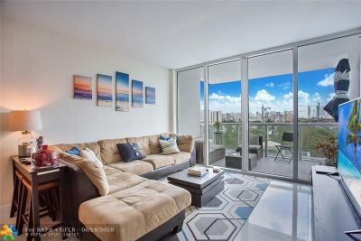 Miami Condo/Townhouse For Sale: 1861 NW S River Dr #909