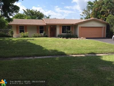 Coral Springs FL Single Family Home For Sale: $389,000
