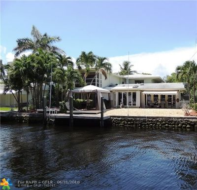 Pompano Beach FL Multi Family Home For Sale: $1,249,000