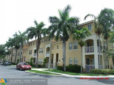 Miramar Condo/Townhouse For Sale: 4301 SW 160th Ave #102