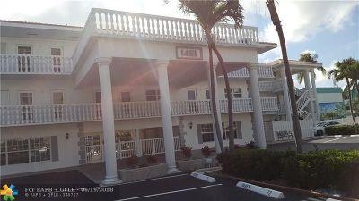 Broward County , Palm Beach County Condo/Townhouse For Sale: 1461 S Ocean Blvd #328