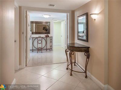 Fort Lauderdale Condo/Townhouse For Sale: 4300 N Ocean Blvd #3A