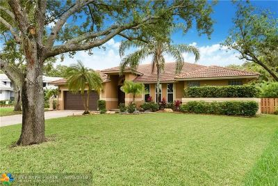 Coral Springs FL Single Family Home For Sale: $475,000