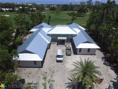 Fort Lauderdale Single Family Home For Sale: 4510 NE 23rd Ave
