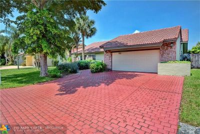 Single Family Home For Sale: 7421 Corkwood Ter