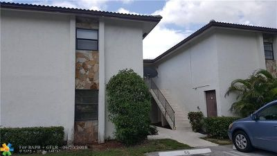 Coral Springs FL Rental For Rent: $1,200