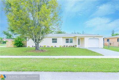 Boca Raton Single Family Home For Sale: 4747 Betelnut St