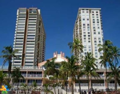 Pompano Beach Condo/Townhouse For Sale: 111 Briny Ave #504