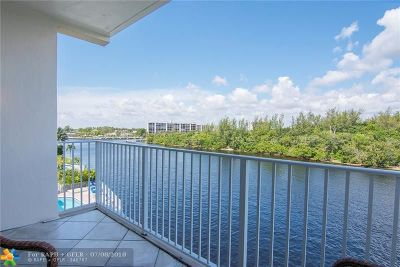 Deerfield Beach Condo/Townhouse For Sale: 333 NE 19th Ave #405