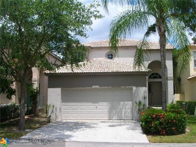 Coconut Creek Single Family Home For Sale: 5205 Eagle Cay Mnr